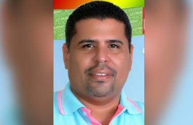 Javier Enrique Romero Mendoza, de 42 años.
