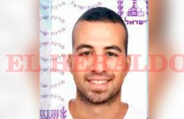 El ciudadano israelí Bonen Asaf.