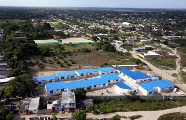 Centro de Desarrollo Infantil (CDI) de Palmar de Varela.