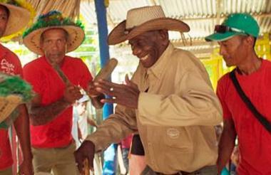 Comunidades afro de los Montes de María.