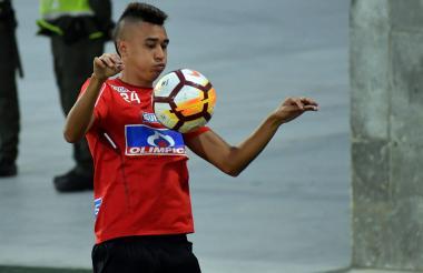 Víctor Cantillo (24 años).