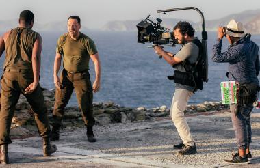 En una fortaleza de Santa Marta se realizó el rodaje del video 'Amar así' de la agrupación de música alternativa Bomba Estéreo.
