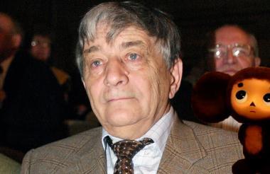 El escritor ruso Eduard Uspenski.