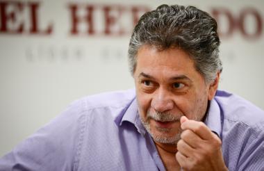 El barranquillero Carlos Arcieri Ripoll.