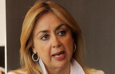 Ángela Montoya, presidente de Acolgen.