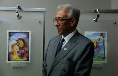 Carlos Eduardo Váldes, Director General de Medicina Legal