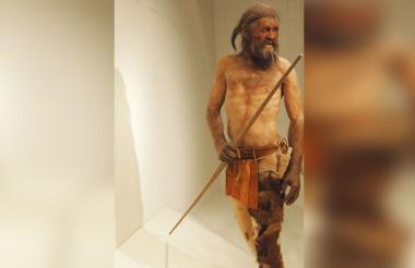 Según los datos, Ötzi era consciente de la necesidad de grasa para tener una gran fuente de energía.