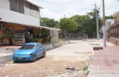 Calle 19 con carrera 4, lugar donde ocurrió el hecho.