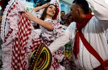 Reina del Carnaval 2019, Carolina Segebre.