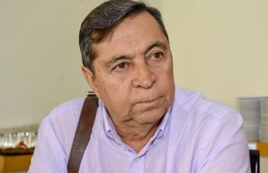 Álvaro González Alzate, presidente de la Difútbol.