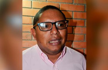 Héctor Bustamante, contralor de Vaupés.