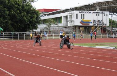 El evento, de clasificación internacional, permite mejorar el ranking a los atletas.
