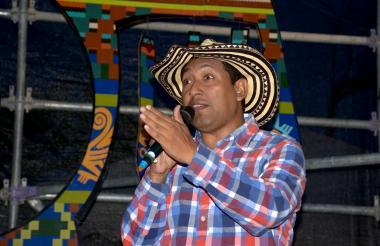 Reynaldo Ruiz, de Sahagún, Córdoba.