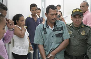 Jacob Guerrero Ramos, el hombre señalado de rociar alcohol etílico y prenderle fuego a su esposa.