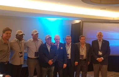 Convención general de la Confederación de Béisbol Profesional del Caribe (CBPC), en Miami.