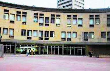 Centro de Servicios Judiciales de Barranquilla.