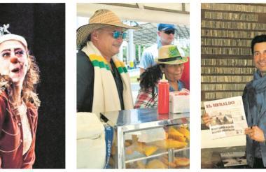 El Caribe Cuenta, el Festival del bollo y el frito y Chayanne son algunas de las actividades culturales que se vivirán este fin de semana en el Atlántico.