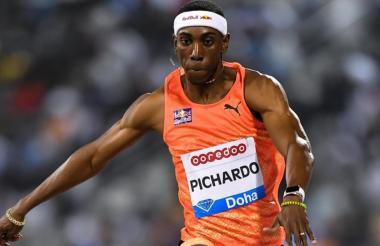 Pichardo se impuso en la Liga del Diamante.