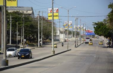 Por la vía 40 pasará la carrera Soy Marino que partirá desde Escuela Naval.