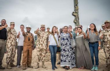 Fuerzas Militares en La Guajira
