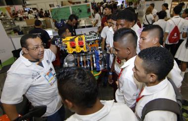 Del 19 al 21 de septiembre los jóvenes de la Región Caribe encontrarán en un solo lugar toda la diversidad de la oferta estudiantil, las oportunidades de formación y las demandas más destacadas en el mundo laboral.