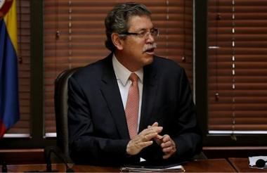 Magistrado Luis Guillermo Guerrero.