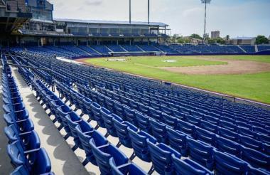 El estadio Édgar Rentería de Barranquilla será uno de los dos escenarios donde se llevará a cabo la competencia.