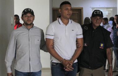 Armando Castro Maldonado, señalado agresor.