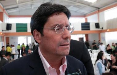 Francisco Santos, nuevo embajador de Colombia en Washington.