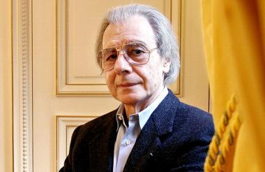 Lalo Schifrin, compositor argentino con seis nominaciones al Óscar.