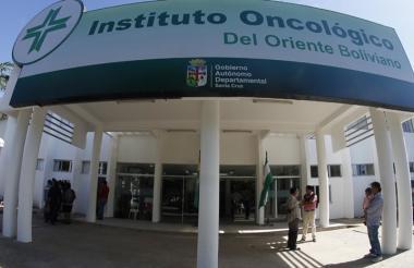 Hospital Oncológico de Santa Cruz.
