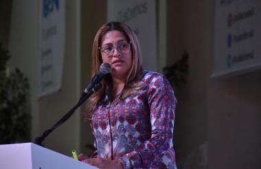 Alma Solano Sánchez.
