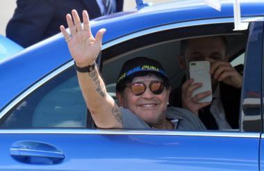 Diego Maradona ahora dirigirá Dorados Club de Sinaloa.