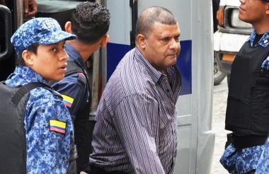 Marco Tulio Pérez Guzmán se encuentra en la cárcel de Cómbita, en Boyacá.