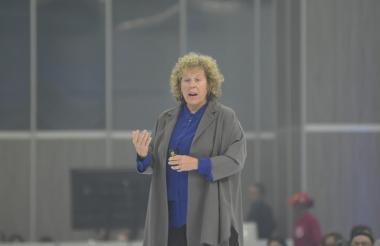 Lisa Gansky, experta en innovación y economía colaborativa.