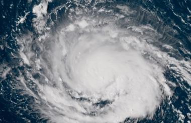 Trayectoria del huracán Florence.