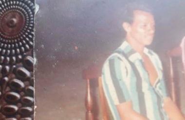 Reinaldo Anguila Araujo, asesinado.