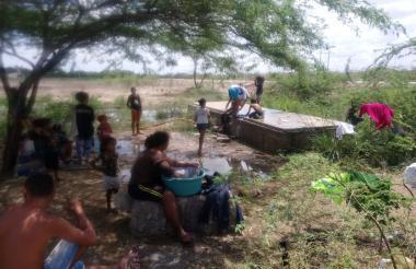 Migrantes agravan la crisis que vive Maicao.