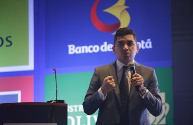 Jonathan Malagón, ministro de Vivienda.