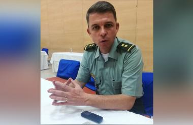 General Juan Carlos Buitrago