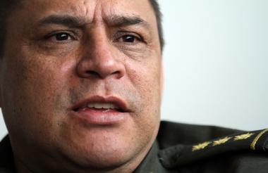 General (r) de la Policía, Humberto Guatibonza.