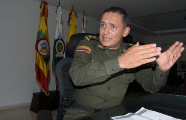 General Mariano Botero Coy.