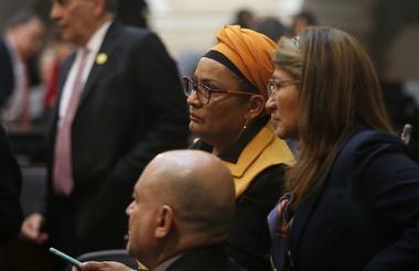 Segunda Plenarian del Senado de la legislatura 2018 - 2022.