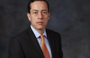 Andrés Barreto, nuevo superintendente de Industria y Comercio.