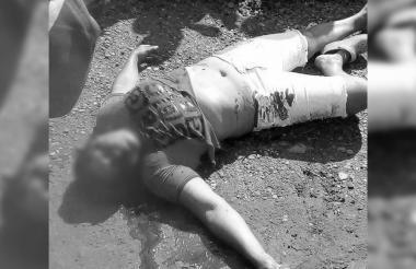 Mary Cervantes Castellanos, 38 años, asesinada.