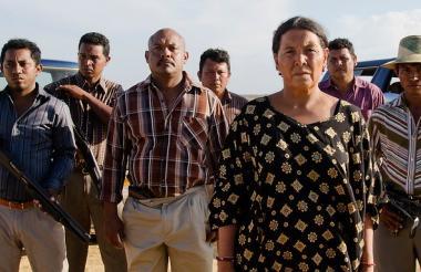 """""""Pájaros de Verano"""" película filmada en La Guajira."""