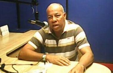 Luis Germán Manotas.