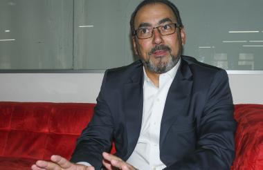 Sergio Diaz-Granados, director ejecutivo del BID para Colombia y Ecuador.