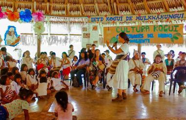 Ati Gúndiwa estará en Perú del 20 al 22 de septiembre.