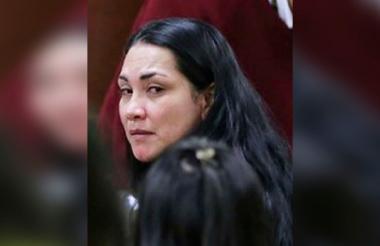 La abogada Diana Milena Zárate Quiroga.